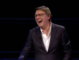 Erik Van Looy huilt als een wolf in 'De Slimste Mens' (maar Marc-Marie is niet onder de indruk)