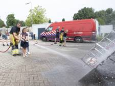 Brandweer blijft hoogtepunt van Roefeldag in Nijverdal