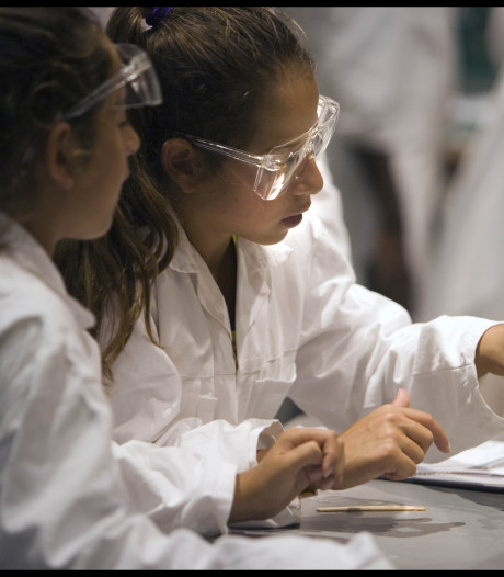 In deze functie maak jij kinderen enthousiast voor de wetenschap