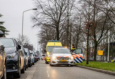 Twee voetgangers gewond na aanrijding in Breda