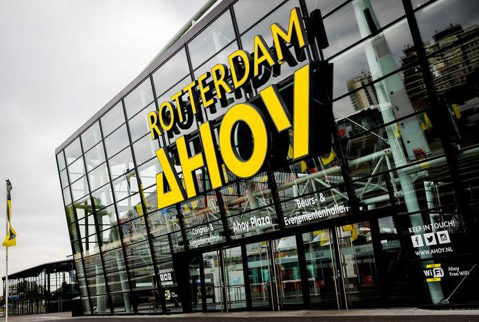 Rotterdam Ahoy.
