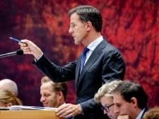 Ministers kijken stiekem voetbal op tablet tijdens Algemene Beschouwingen