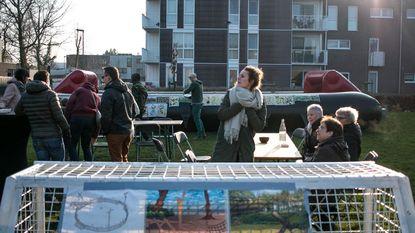 Nu al ingrepen in nieuwe Beenaertwijk
