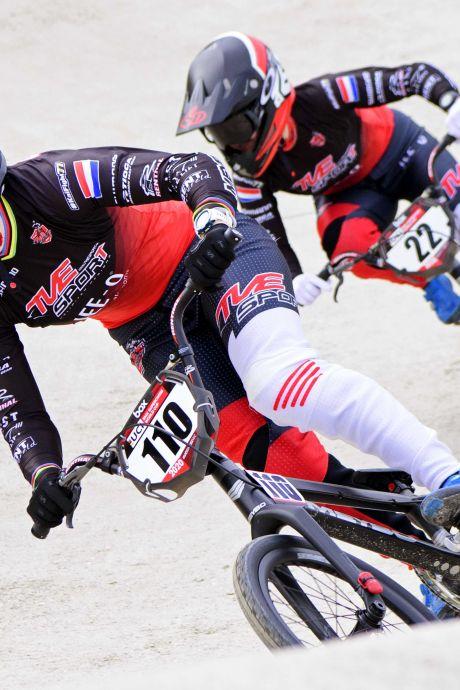 Goud en zilver voor Horssense BMX-zusjes Smulders op NK