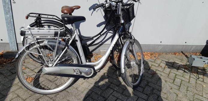Vermoedelijk gestolen fietsen in Den Bosch.