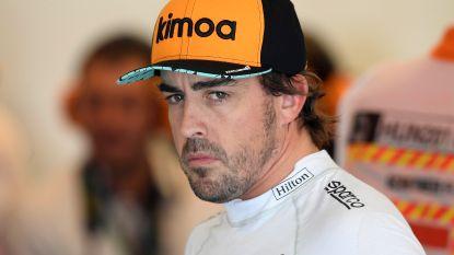 Alonso diverse keren benaderd door Red Bull, ploeg van Verstappen reageert al snel op pikante uitlatingen van Spanjaard