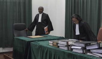 Strafeis mokerslag voor Surinaamse president Bouterse