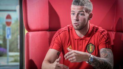 """Toby Alderweireld, de stille kracht van de nationale ploeg: """"Ik denk dat België mij wel apprecieert"""""""