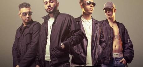 Rapgroep FAMWAY bedankt Pius college met spetterend optreden