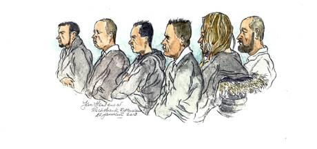 OM eist straffen tot 16 jaar tegen verdachten in martelzaak