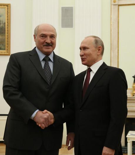 Minsk vreest inlijving door Moskou
