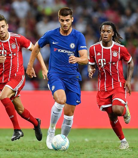 Bayern München verslaat Chelsea in Singapore