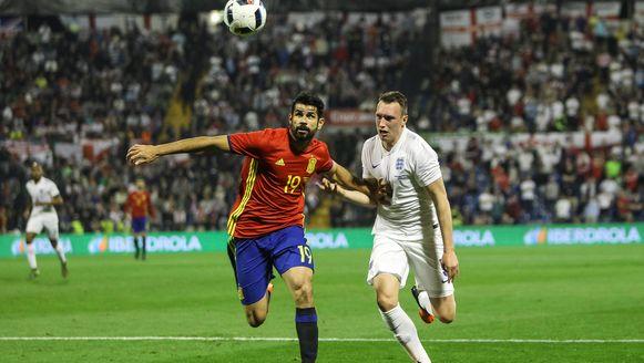 De Spaanse bondscoach heeft geen plek voor Diego Costa