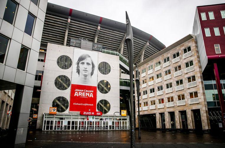 Ajax heeft waarschijnlijk genoeg 'vlees op de botten'. Beeld Hollandse Hoogte/ANP