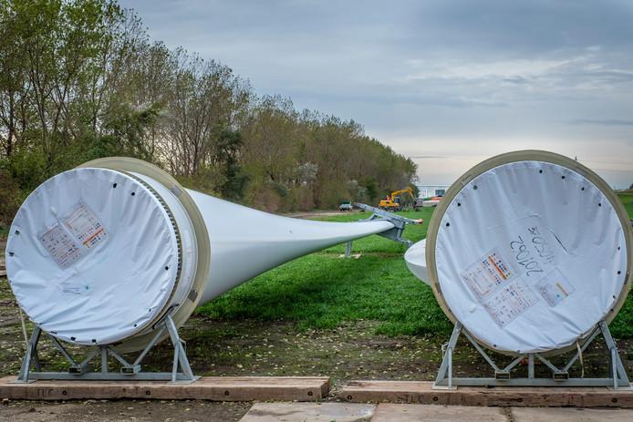 Hoek van Holland - Aanleg Windpark Nieuwe Waterweg