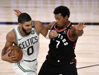 Toronto maakt gelijk tegen Boston, ook Denver en Clippers in evenwicht