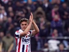 Afpakken band Peters leidt tot woede en onbegrip bij fans Willem II