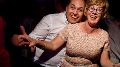 """Man van burgemeester Veerle Heeren ontwaakt na 17 dagen uit coma: """"Hopelijk snel contact met hem"""""""