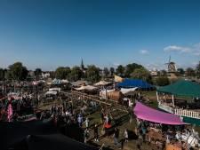 Parkparade: zonovergoten en sfeervol