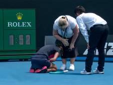 Tennissen in rooklucht: ongezond, gevaarlijk en bron voor conflict