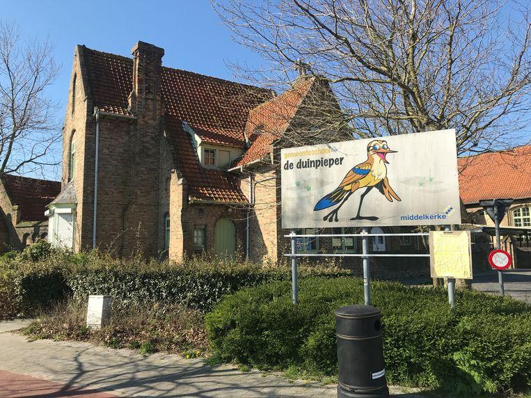 De oude basisschool De Duinpieper.