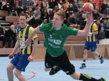 Handballer Niels Versteijnen uit Berkel-Enschot blijft langer in Duitsland