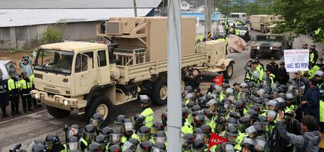Raketschild Zuid-Korea pas eind 2017 volledig operationeel