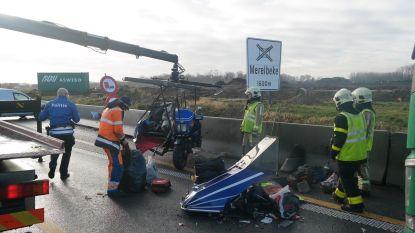 Verkeershinder op de E40 na ongeval
