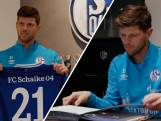 Huntelaar terug bij Schalke: 'Als een andere club zich had gemeld, was ik nooit gegaan.'