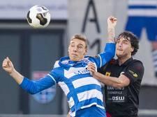 Saymak en Brock-Madsen keren terug bij PEC Zwolle