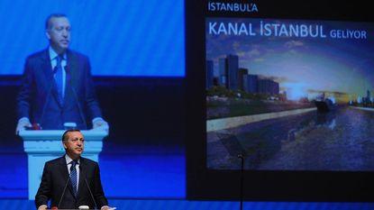 Plannen voor gigantisch kanaal door Istanboel