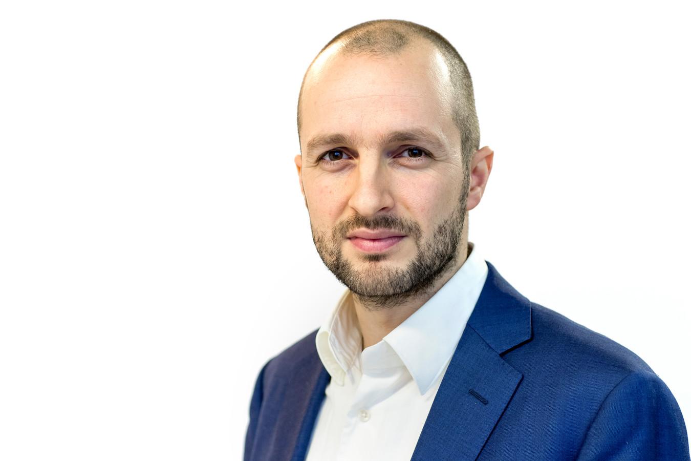 Maarten Hijink van de SP.