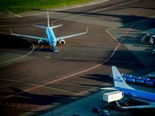KLM annuleert 114 vluchten vanwege storm