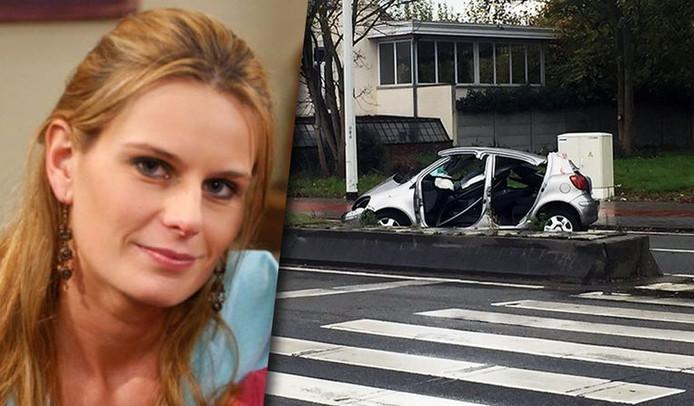 Silivia Claes a été grièvement dans un accident de voiture à Steenokkerzeeel