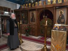 Orthodox klooster in Sint Hubert is een eenmanspost