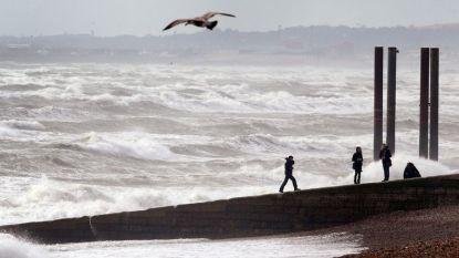 Storm op komst: morgen code oranje voor kust en West-Vlaanderen, rukwinden tot 90 km/u landinwaarts