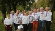 Petanqueclub Onder Ons eert zijn kampioenen
