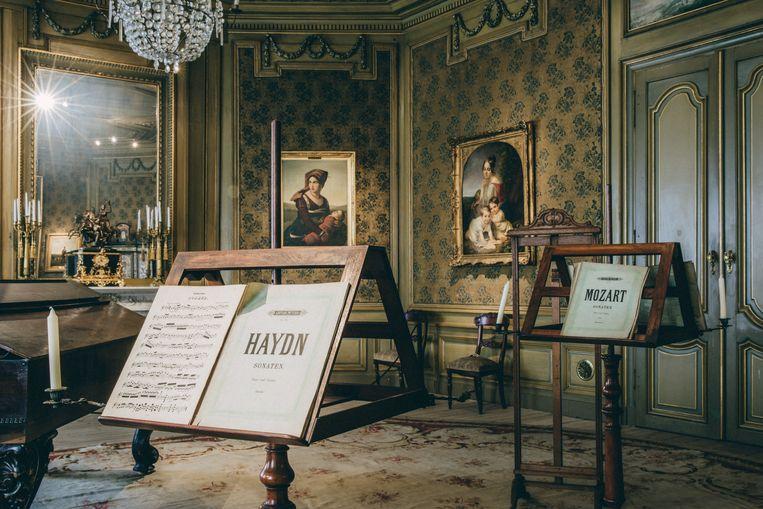 Het muzieksalon