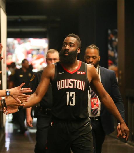 Er staat geen maat op James Harden in NBA, LeBron ontbreekt in play-offs