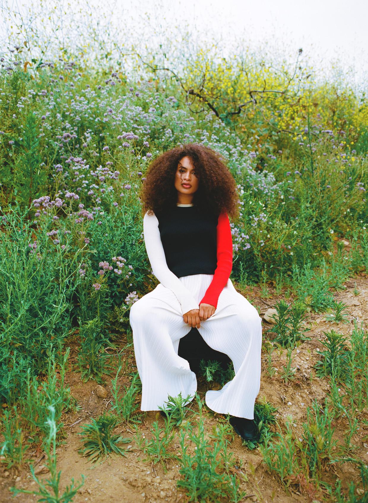 Nicole Bus: 'Het album is een tijdloos stuk, gebaseerd op de grootheden die ons hebben geïnspireerd.' Beeld ROC Nation