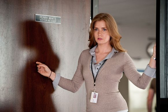 Amy Adams als Lois Lane