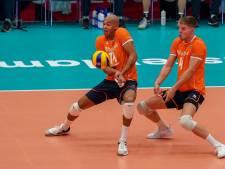 Volleyballers in OKT tegen Europees kampioen Servië en Frankrijk