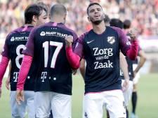 FC Utrecht klopt onmachtig Sparta dankzij benutte strafschoppen