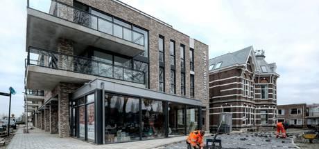 Zo ziet appartementencomplex De Nieuwe Villa in Steenbergen er uit