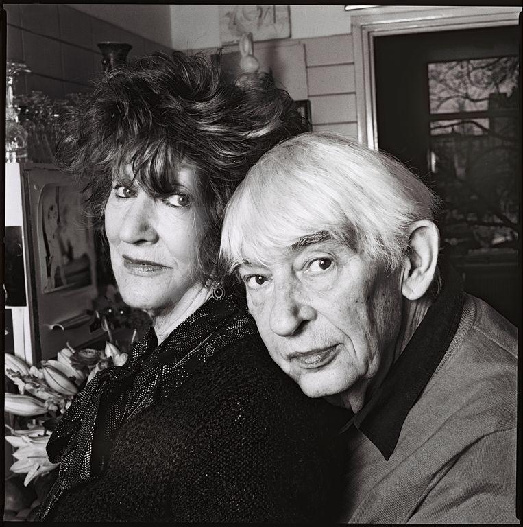 Hedy en Aat, 2004. Beeld VenusVeldhoen