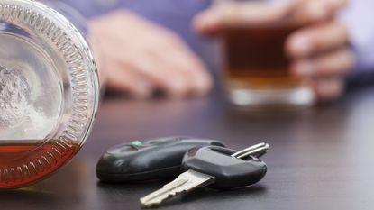 Bestuurder opnieuw betrapt op dronken rijden net nadat hij rijbewijs terugkreeg