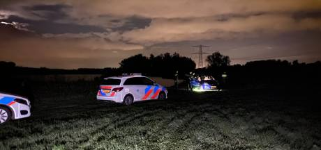 Drie inbrekers snel gepakt tussen Almere en Lelystad dankzij politiehelikopter