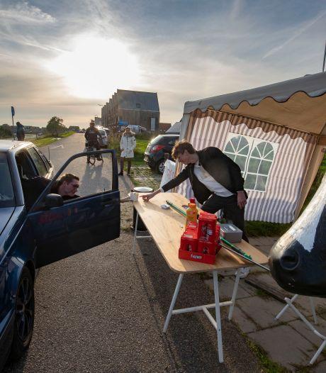 Frikandel uit 'Biestemarkt Drive By' is pleister op de wond