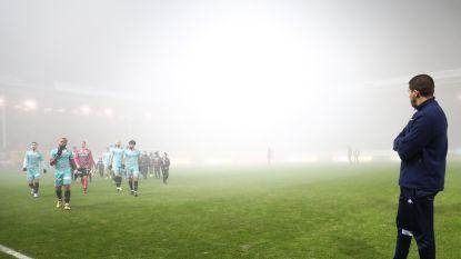 Pro League prikt nieuwe datum voor gestaakte match Charleroi-KV Mechelen: dinsdag 11 februari