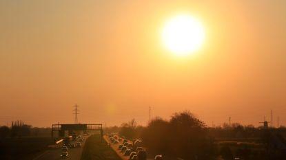Nieuw dagrecord: warmste 8 april sinds 1901